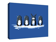 Imposter Gallery Wrapped Canvas 2-Sizes