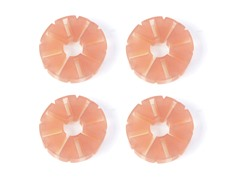 4pc Fragrance Disc Set: Caramel Pecan