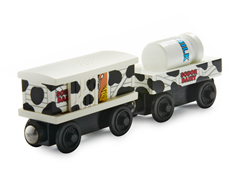 Sodor Dairy Cars