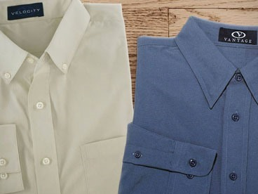 Vantage Button Down Shirts