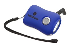 Blue - Dynamo Flashlight