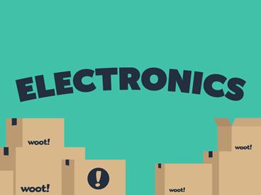 Electronics Liquidation Sale