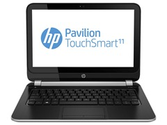 "HP 11.6"" TouchSmart Quad-Core Laptop"