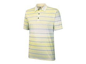 adidas Men's ClimaCool Stripe Polo (XXL)