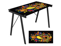 Lumisource Psychadelic Exponent Desk