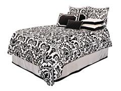 Baroque 9-Piece Comforter Set-Queen