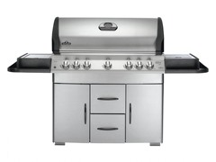 Mirage Grill, 730 in² with Side Burner