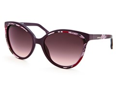 Women's Sunglasses, Purple-Pink Shaded/Purple