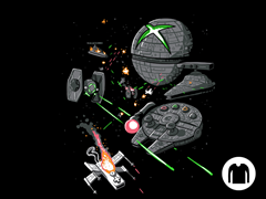 Console Wars Long-Sleeve Tee
