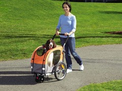 Guardian Gear Cross-Trainer Pet Stroller