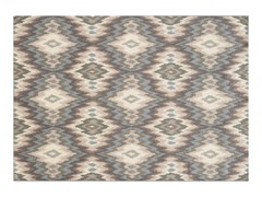 Ivory/Blue Griffin Abstract Rug 5-Sizes