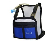 VestPac GrandPac Hydration Pack - Blue