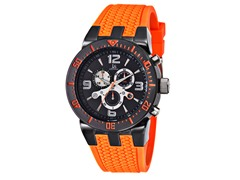 Chronograph, Orange