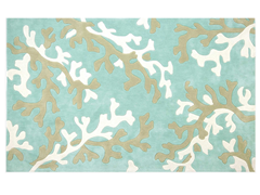 Coral Fixation Rug (3 Sizes)
