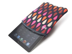 Neoprene Slim Sleeve for all iPads