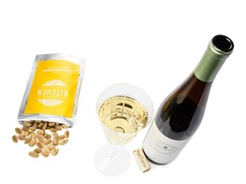 Clif Family Riesling w/Roasted Almonds (5+2)