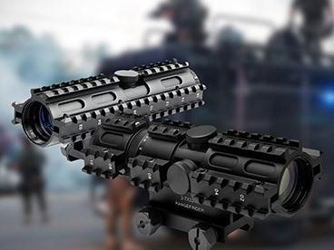 NcSTAR Optics & Shooting Gear