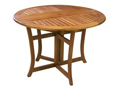 48-Inch Round Fold Table