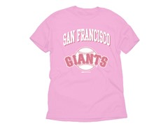 Girls San Francisco Giants T-Shirt