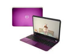"Dell 15.6"" Intel i7 Laptop - Purple"