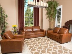 Pearson 3PC Leather Set
