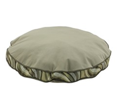 Microsuede Stone-Vanora Hunter Pet Bed