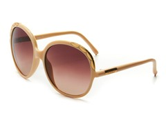 Beige CL2222 Sunglasses