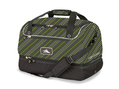 Over-Under Cargo Duffel - Hot Dots/Black