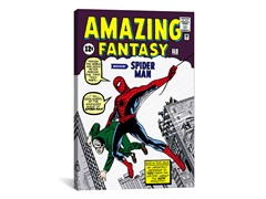 Spider-Man Amazing Fantasy Cover #15