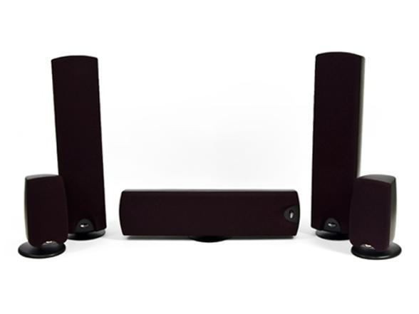 Klipsch Quintet SL 5-piece Home Theater Speaker System