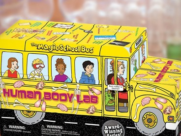 Magic School Bus Lab