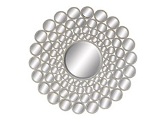 Modern Circles Wall Mirror