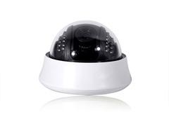 4-9mm Vari-Focal 65ft IR Indoor Dome Camera w/Audio
