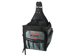 Square Tool Carrier, Black and Gray