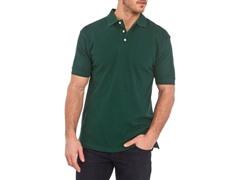 Reebok Platinum Pique Polo - Frst Green