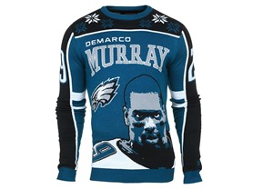 NFL Philadelphia Eagles Murray D. Ugly Sweater (S, XL, XXL)