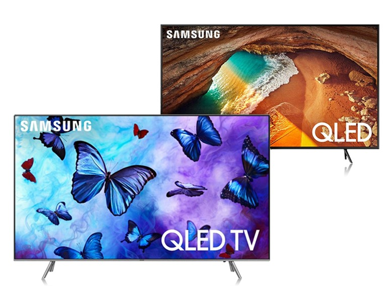 Samsung TVs - Your Choice