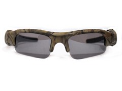 Standard Def Action Cam Sunglasses- Camo
