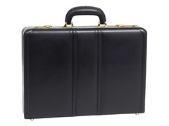 Daley Leather Attaché Case