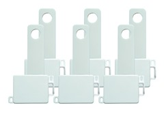 Key Card Lock 6-Pack