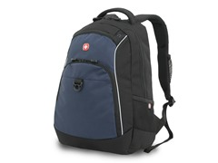 Backpack- Black with Blue