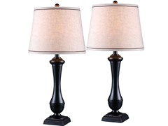 Keen 2-Pack Table Lamp