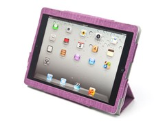 Folio for iPad 2/3/4 - Purple