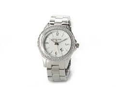 Women's Madison Silver-Tone Watch