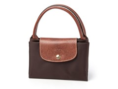 Longchamp Le Pliage Handbag, Brown