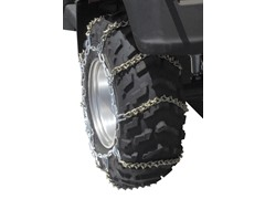 ATV Oversized V-Bar Tire Chains, Size C+