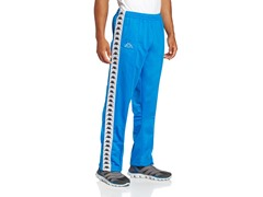 Astoria Snap Pant - Italian Blue