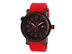 Red Line 18003-BB-01RD Men's Compressor World Time