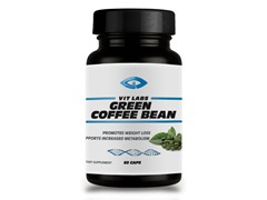 VIT Labs Green Coffee Bean Extract, 60ct