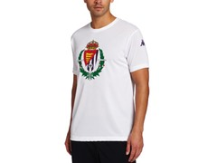 Kappa Men's Real Valladolid S/S T-Shirt